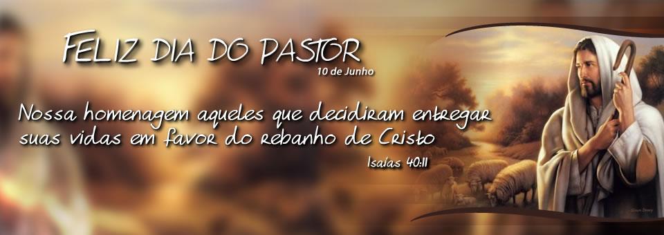 Feliz Dia Do Pastor, Pastora Janete!