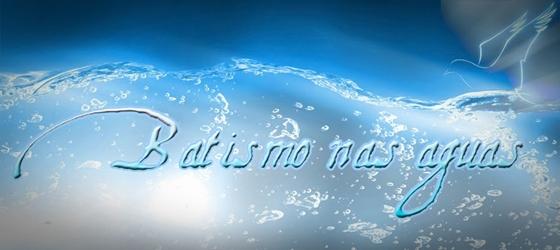 Batismo Nas Águas | APED 2016 |